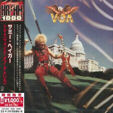 SAMMY HAGAR - VOA - Japan Jewel Case - UICY-78629 - CD  4988031268599