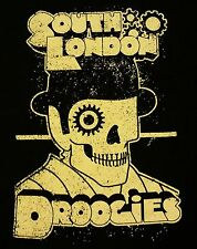 """Droogies"" Clockwork Orange Kubrick Men's Medium Shirt Teevillain"