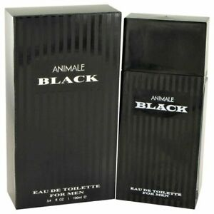 ANIMALE BLACK BY ANIMALE FOR MEN (3.4 OZ) EDT ON SALE!! DISCONTINUED!! RARE!!