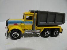 @@ Matchbox PETERBILT dump truck!!  @@