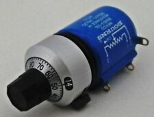 Bourns 1kohm 10 Turn Potentiometer With Turns Counting Dial