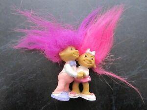 Troll Doll RUSS small Rare