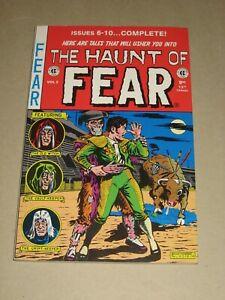 THE HAUNT OF FEAR, Vol 2 Issues 6-10 (1995) EC Horror Trade Paperback Comic TPB