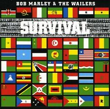 Bob Marley, Bob Marley & the Wailers - Survival [New CD] Bonus Track, Rmst