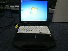 Toughbook i7 2.2GHz General Dynamics GD8200 4GB DDR3 120GB SSD BATTERY ISSUE