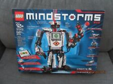 NEW LEGO Mindstorms EV3 31313 Set Factory Sealed Bags ALMOST RETIRED $349 Retail