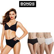 Womens Bonds Sexy Full Brief Knickers Cottontail Underwear Undies W1762O
