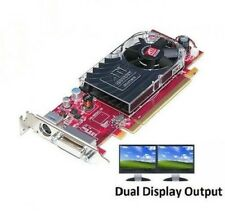 ATI Radeon HD3450 PCI-E Dual Display 256MB Graphics Card