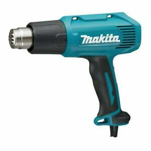Makita HG5030K 110v Heat Gun In Case 16amp yellow plug
