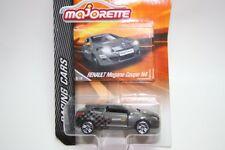 MAJORETTE 212084009-Racing Cars-Renault Megane Coupe n4-GRIGIO-NUOVO
