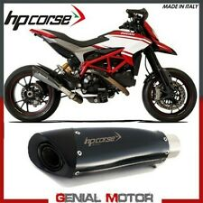 Exhaust Hp Corse 310 Black Ducati Hypermotard 821 939 2013 > 2018