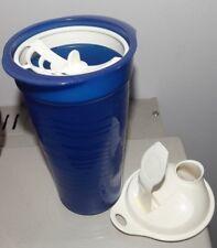 tupperware Royal Blue Shake N Sip