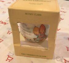 Hallmark Betsey Clark Christmas Ornament - 1979 Tree Trimmer - Collection