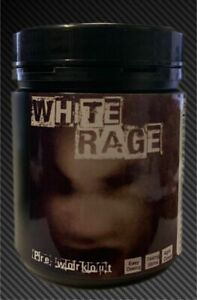 White Rage Preworkout at A Crazy Price! Manufacturer direct! 32 DOSES SPECIAL