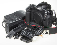 Canon EOS 1Ds prof. DSLR camera body +DC adapter +cables +Firewire 1394a card
