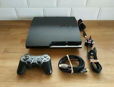 Sony PlayStation 3 Slim 120GB (CECH-2003A) Games Console