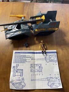 1987 GI Joe Cobra Maggot Near Complete Blueprints 3.375 ARAH Real American Hero