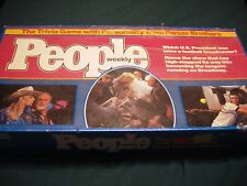 1984 Parker Brothers People Weekly Game New in Package Still Wrapped