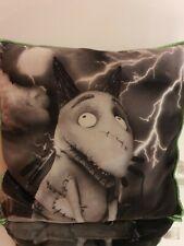 Rare Disney Frankenweenie Sparky Plush Cushion