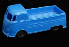 Volkswagen Pickup, Blue Plastic by Processed Plastics Co. Aurora Illinois USA