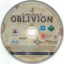 Playstation 3: The Elder Scrolls IV Oblivion