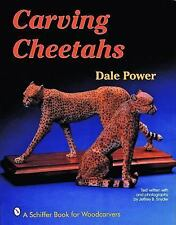 Carving the Cheetah Shiffer Book for Woodcarvers