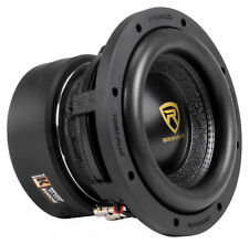 "Rockville W8K9D2 8"" pulgadas 2000w Car Audio Subwoofer Dual 2-Ohm Sub compatible con CEA"