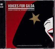 A Tribute to Gilda Radner By Various Artists 2 Cd Set 2003 Classic SNL Alumni