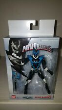 Bandai Power Rangers Legacy Collection BLUE PSYCHO RANGER Power Rangers In Space