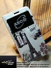 Coque Rabat Livre (TPU Cover Etui) Alcatel One Touch Pixi 3 (4.5) 4G