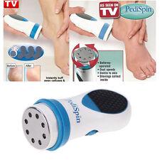 Pedi Spin Kit Electric Callus Remover Pedicure Hard Skin Remover Set PediSpin