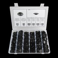 305 Pcs Plastic Plug Button & Flush Sheet Metal Plug Assortment For Auveco A6831