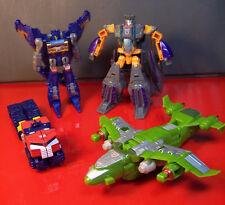 Transformers Cybertron Legends Prime Megatron Soundwave Jetfire Target Exclusive