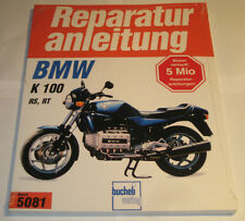 Reparaturanleitung BMW K 100 RS + RT, Baujahre ab 1986
