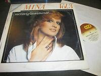 NM IMPORT LP MINA MERAVIGLIOSAMENTE VOL. 3 Italy ORL 8526 rare vinyl WOW scarce!