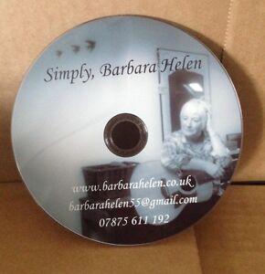 50x CD or DVD Duplication & Black Thermal printing