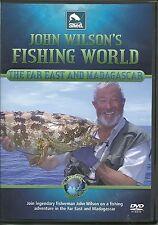 JOHN WILSON'S FISHING WORLD - THE FAR EAST AND MADAGASCAR DVD