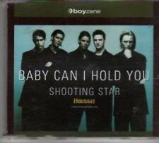 (BJ512) Boyzone, Baby Can I Hold You - 1997 CD