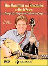 Mandolin and Bouzouki Of Tim O'Brien (DVD, 2005)