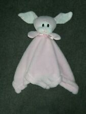 TJM Snuggz Pink Bunny Rabbit Comforter.