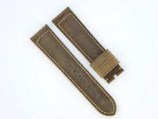 Panerai Lederband XL 24/22mm Neu vom Uhrencenter Berlin 17752-1