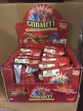 Gormiti 1st Series 24-pack Retail Booster Box.  Sealed Figures And Cards Inside.