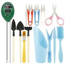 14 Pcs Succulent Plants Tools Mini Garden Hand Tools Set Fairy Garden Tools Kit