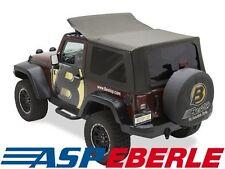 Ersatz Softtop mit getönte Scheiben Khaki Diamond Jeep Wrangler JK 11-17