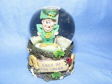 Declans Finnians Irish Mini Waterball  Irish Flag 11132 Ireland Waterglobe