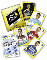 TOUR DE FRANCE PANINI 2019 SET COMPLETO - ALBUM + complete set stickers
