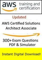 AWS Certified Solutions Architect Associate SAA-C01 (300q PDF Sim->Email)