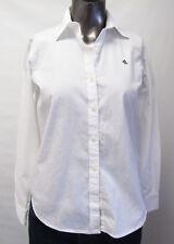 Ralph Lauren,Neuwertig,Damen,Bluse,Weiß,S(USA),Gr.38