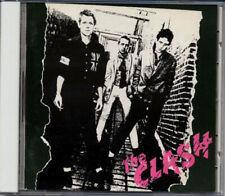 THE CLASH S/T JAPAN 1st Press CD 1988 25 8P-5059