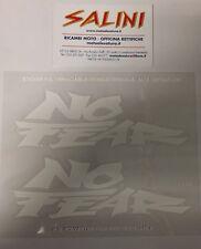 Adesivo Valentino Rossi Moto GP NO FEAR bianco  - Sticker